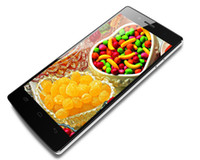 Wholesale MTK6582 Quad Core Inch IPS HD Screen iocean X7 Original android smartphone GHz GB RAM GB ROM MP Android4 G