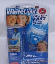 Wholesale NEW Teeth Whitening Cleaning Dental Dentist Care Peroxide Gel White Light Kit p