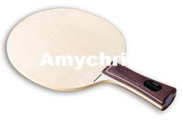 Wholesale BEST STIGA MAPLEWOOD NCT V table tennis Short Long racket MAPLEWOOD pingpong balde