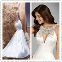 Cheap elegant wedding lingerie free shipping wedding for Bra under wedding dress