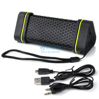 Power Amplifiers  New SV000022# New Waterproof Shockproof portable Outdoor Wireless Bluetooth Speaker For ipod iphone Samsung Galaxy B16 SV000022