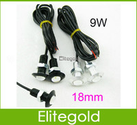 Wholesale 9W Bolt On Screw Eagle Eye Colors LED Backup Lamp Fog Driving Car Motor Light Waterproof CM