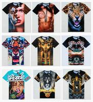 Men Hooded Long Sleeve Mr Gugu Miss Go 2014 Fashion Women Men Female Nude Print Harajuku Tiger Animal Pullovers T Shirt 3d Casual Tops Blouse
