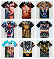 Men Hooded Long Sleeve Mr Gugu Miss Go 2014 Fashion Women Men Female Nude Print Harajuku Tiger Animal Pullovers T Shirt 3d Casual Tops Blouse