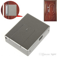 Wholesale Voice amp Magnetic Sensor Alarm with GSM Call Back amp SMS for Door Window