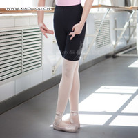 Men Spandex DAN'S GIRL / Dan poetry Ge Dan poetry Ge 2515 fifth tight dance pants cotton leggings safety pants