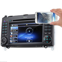 Wholesale solid NEW D5160 quot Car DVD Player GPS for Mercedes Benz A B Class A150 A170 B170 B200