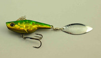 Wholesale HARD LURE VIB HV0155B LEAD FISH