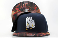 Wholesale CAYLER amp SONS Caps Snapback Hat Summer Snapbacks Fashion Snap Back Hats Ball Snap Backs Cap Boys Girls Party Hip Hip Cap Sports Caps