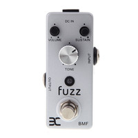 For Electric acoustic guitar pedal - Electronic New ENO TC Fuzz Guitar Guitarra True Bypass Effect Pedal acoustic guitar for acoustic guitar violao I265