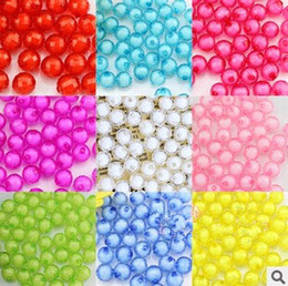 Wholesale 2014 New arrival fashion aureole bead bead shade crystal bead sweet glass beads scattered lovely door curtain DIY