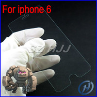 2. 5D 0. 33mm Premium Tempered Glass For iPhone 6 Screen Prote...