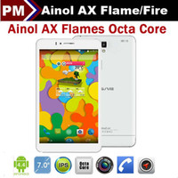 Under $200 ainol 7 inch Tablet PC Ainol AX Flame Fire MTK6592 1.7GHz Tablet Octa Core 3G Phablet 7inch IPS Retina 1920x1200 Android 4.4 1GB 16GB Bluetooth 002410