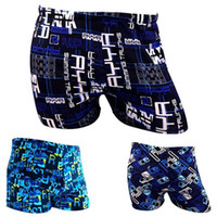 Wholesale Fashion Men Polyester Beach wear swim shorts surf board swimwear swimming trunks UL0002