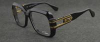 Wholesale Cazal Sunglasses Unisex Germany top brand designer Sunglasses acetate vintage box gradient len Men Women sun glasses New Colors