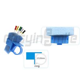 Wholesale Autoclavable Endo ring measuring guage endodontic file ruler