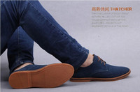 Wholesale Upmarket Men s canvas shoes loafer shoe working boots oxford shoes for men dress shoes