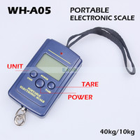 1kg-10kg   Portable Mini Electronic Digital Scale Hanging Fishing fish Hook Pocket Weighing Balance wh-a01L 0-10KG 5G,10-40KG 10G