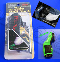 Wholesale New Style Motorcycle Ryder Clips Shift Sock Menat ZIP Cloth Rubber ATV DIRT BIKE Motorcycle Sock Boot Shoe Protector Shift Cover Colors