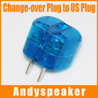 Direct Chargers change over - Hot Selling Change over Plug to US Plug Travel Adaptor Good Quality up