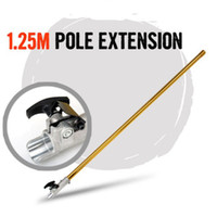 Wholesale 1M extension pole teeth mm tube for multi brush cutter chain saw