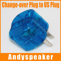 Wholesale Hot Selling Change over Plug to US Plug Travel Adaptor Good Quality