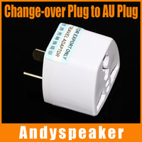 For AU change over - Hot Selling Change over Plug to AU Plug Travel Adaptor Good Quality