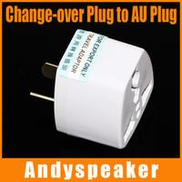Wholesale Hot Selling Change over Plug to AU Plug Travel Adaptor Good Quality