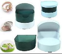 Wholesale Versatile Sonic Wave durable plastic Jewelry Dentures Vibra Ultrasonic Cleaner