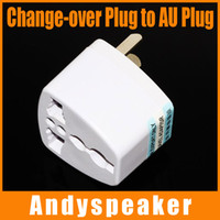 change over - Hot Selling Change over Plug to AU Plug Travel Adaptor Good Quality up