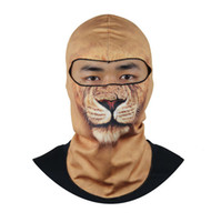 Wholesale Factory Price New Colors Outdoor Bike Motorcycle Print FACE MASK Dry Quickly dust and sand prevention Mask Cool CS Ski Sport Masks CW0128