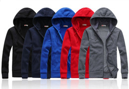 Wholesale New Spring Men s womens Hoodies Sweater Lovers Casual Fashion Solid color Sportswear Sweatshirts colors M5032