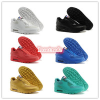 Wholesale Famous Trainers Color Air QS USA Flag Men s Sports Running Shoes Size