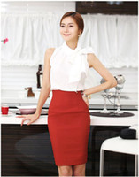 Wholesale NEW Womens Slim Business Bodycon OL Over HIP High Waist Pencil SkirtYWJ