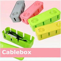 Wholesale Cablebox Power wire collection box cable box power cord socket storage box CM