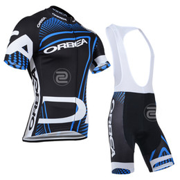 ORBEA team 2014 Mountain Racing Bike Cycling Clothing Set Breathable Bicycle Cycling Jerseys Ropa Ciclismo Short Sleeve Cycling Sportswear