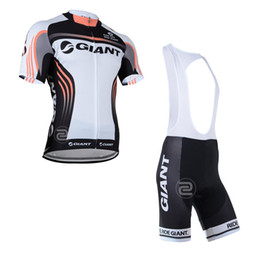 2015 giant team Roupa Ciclismo short sleeves Cycling Jerseys Breathable Bicycle Cycling Clothing Quick-Dry Bike Sportsear Mans
