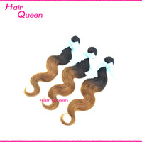 Cheap Indian Hair Ombre Hair Best Body Wave Under $30 Indian Body Wave