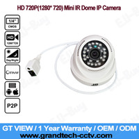 indoor mini dome ip camera - GT VIEW P Indoor ONVIF P2P Plug and Play H Mini CCTV Dome IP Camera GT