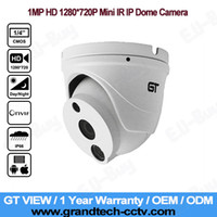 dome camera night view lens - GT VIEW Support Onvif H P mm Fixed Lens Night Vision P2P Security CCTV Mini Dome IP Camera GT