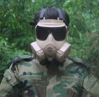 Cheap Big Kids m50 mask Best Green Plastic face halloween