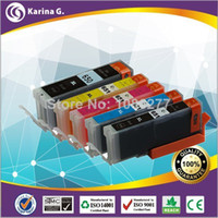 Wholesale 12PK For Canon CLI CLI651 Ink Cartridge with Super Nice Packing