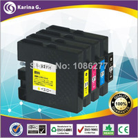 Wholesale High Volume PIGMENT Ink PK GC Ink Cartridge for Ricoh GC31 GC Ink Cartridge for RICOH GX E7700 E5500 Printer Cartridge