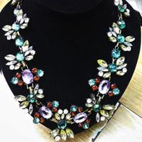 Pendant Necklaces Celtic Women's 2013 Z High Quality J C necklaces fashion costume chunky choker necklace chain pendants necklaces luxury statement jewelry women