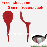 Wholesale Plastic Chair Shape Club Practice Training Accessories Golfing Tool golf chair tee