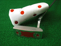 Wholesale Limited Square back golf putter with free cover golf clubs high quality