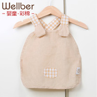 Belts Bibs & Burp Cloths Baby Baby chest covering Baby linen-cotton chest covering In the summer of neonatal chinese-style chest covering pig model