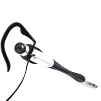 Wholesale PC Computer Laptop Earhook Headset Microphone Mic From USA CM028
