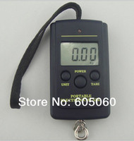 <50g Hanging Scale Yes 100pcs lot free shipping.10g-40Kg Digital Hanging Luggage Fishing Weight Scale retail freeshipping,dropshipping wholesale