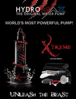 Wholesale bathmate Hydromax Xtreme X30 Hercules Penis Enlarger Pump Hydro Max Water Pump Penis Stretcher Enlargement Extender Proextender Potency